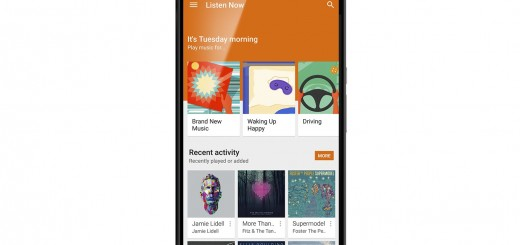 Google Play Music 5.7 Released