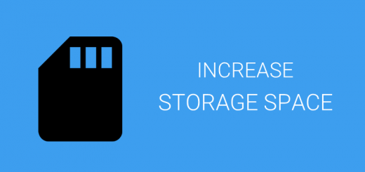 Increase Storage Space on Android