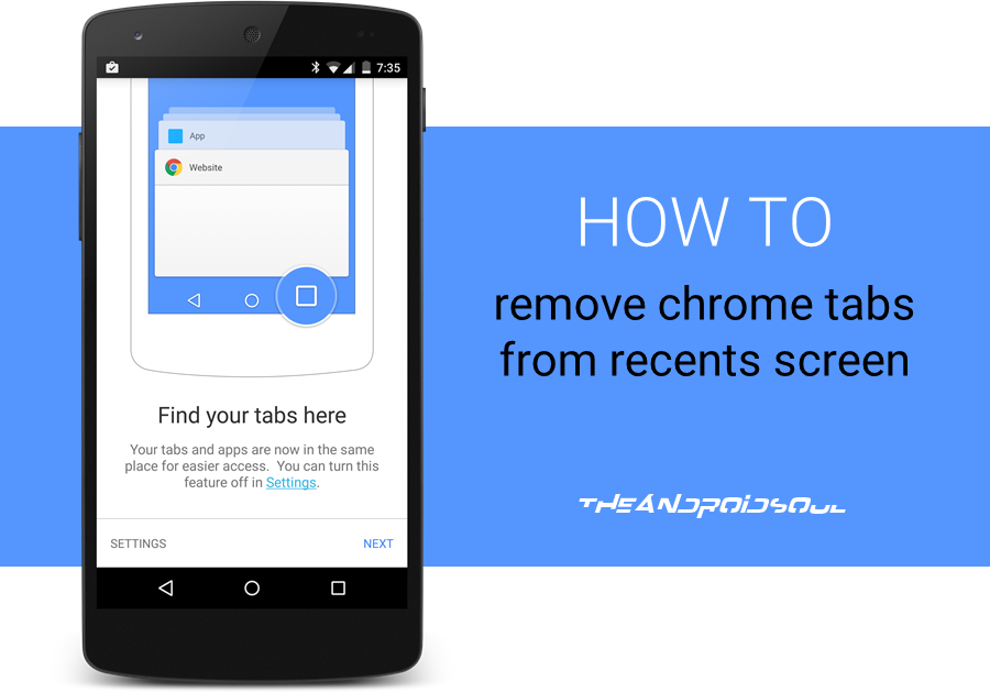 Recents screen on android 5 0 lollipop click for details recents