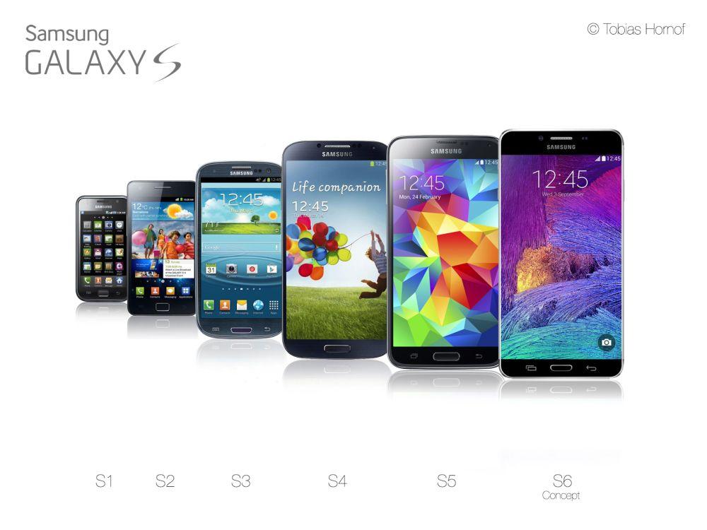 Galaxy S6 Concept 2