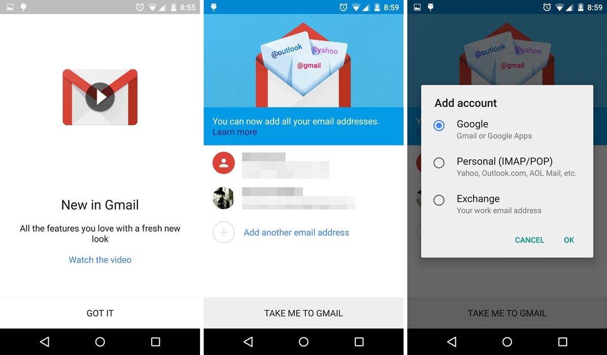 Gmail v5.0