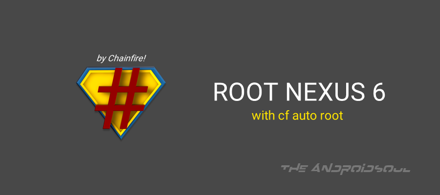 How to Root Nexus 6 with CF Auto Root by Chainfire!
