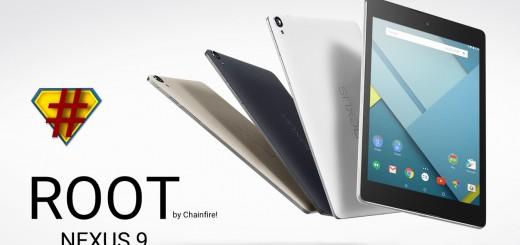 Root Nexus 9 One Click
