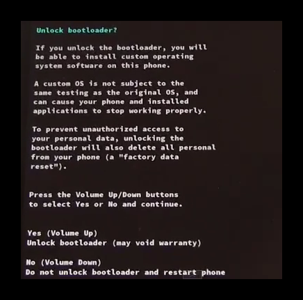 Unlock Bootloader Nexus 9