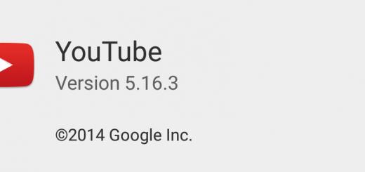 YouTube v5.16.3