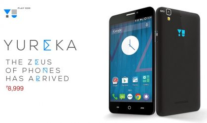 Micromax Yureka announced, runs on Cyanogen OS 11 and costs less than $150