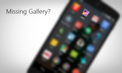 Missing Gallery on Android 5.0 Lollipop? Here are a few alternatives