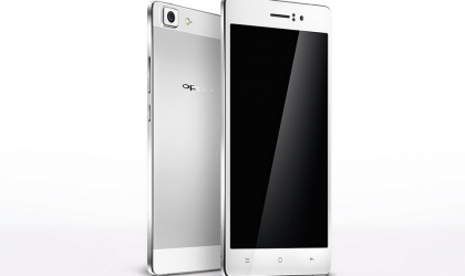 Slimmest Phone Oppo R5 Launch Price set at INR 29,990 in India