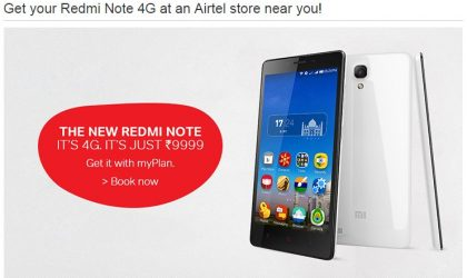 Xiaomi to sell phones offline in India, tests viability with Airtel stores