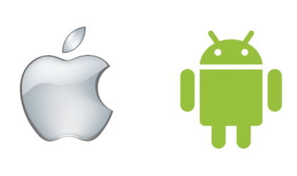 Surprising: Apple's market share falls short by only 1% to Android in the US