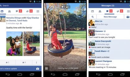 [APK] Facebook launches a data efficient app for developing countires, Facebook Lite