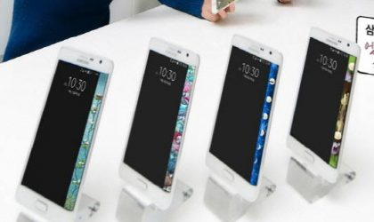 Samsung Galaxy S6 will have Glass at the back, not metal!