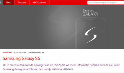 Galaxy S Edge is the S6 Edge, semi-official now!
