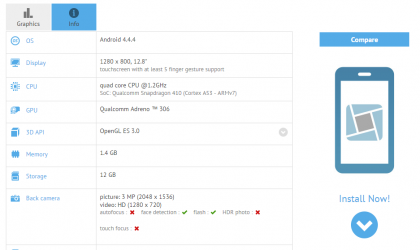 Samsung Galaxy Tab 4 8.0 (SM-T333) spotted with a 64-bit processor