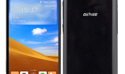 Gionee Pioneer P6 priced INR 8,890, ain't worth one bit
