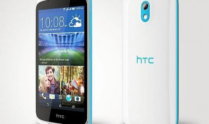 HTC Desire 526G+ available with retailers in India for price of INR 11,400