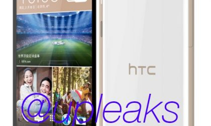 HTC Desire 626 looks darn cool in leaked images