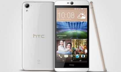 HTC launches another Selfie phone, Desire 826, with 4-Ultrapixel Camera on front