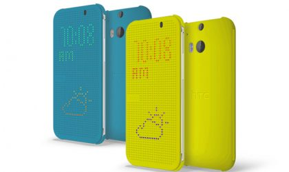 HTC DotView cases to come in two new color options