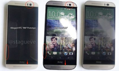 HTC One M9 design confirmed by two separate leaks!