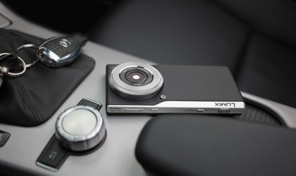 Panasonic's Lumix CM1 is a phone and a high-end camera with complete manual controls