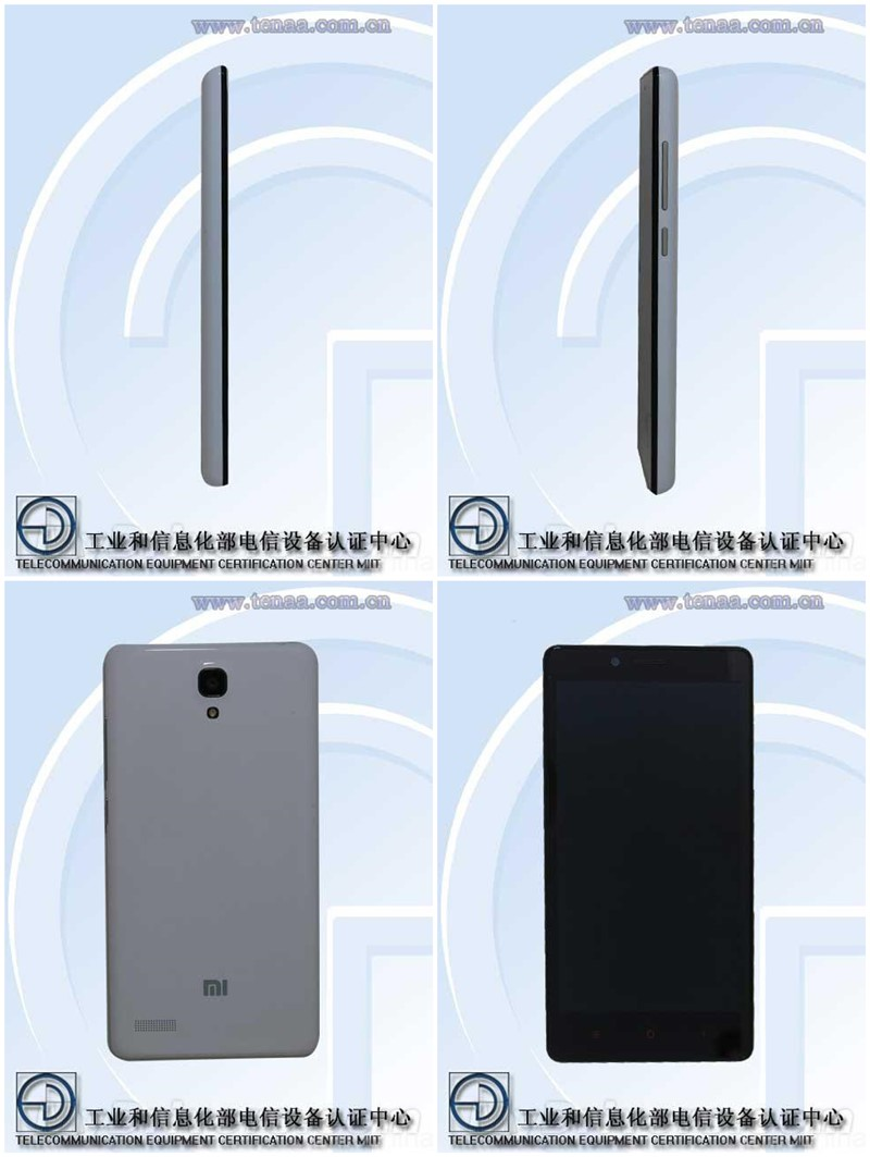 Specs Of New Xiaomi Redmi Note Outed Little Improvements In Tow 3g White