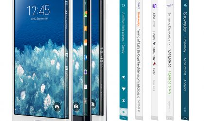 Samsung Galaxy S6 may also come with an EDGE variant