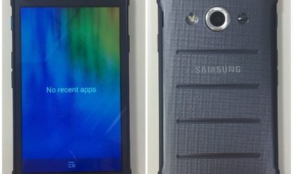 Upcoming Samsung device, the Galaxy XCover 3 leaks!
