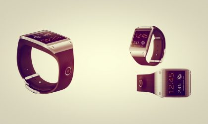 Orbis: Upcoming Samsung Smartwatch with rotating Bezel and guess what, a Crown-ish Power button