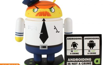 Here are the first two of Series 5 Android Collectibles