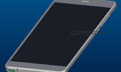 Xiaomi Mi4S specs and 3D render leaked