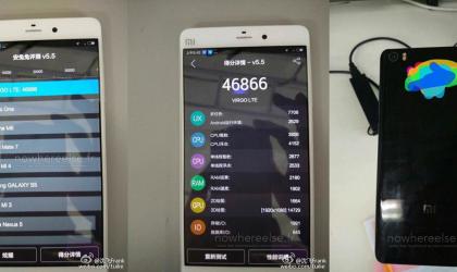 Xiaomi Mi5/Mi4S Specs leaked again in AnTuTu benchmark listing