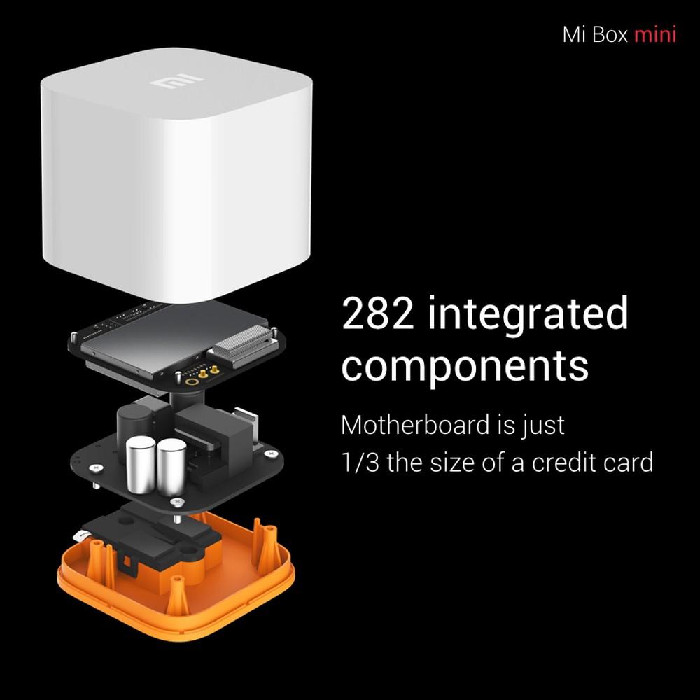 Xiaomi mi Box Mini 282