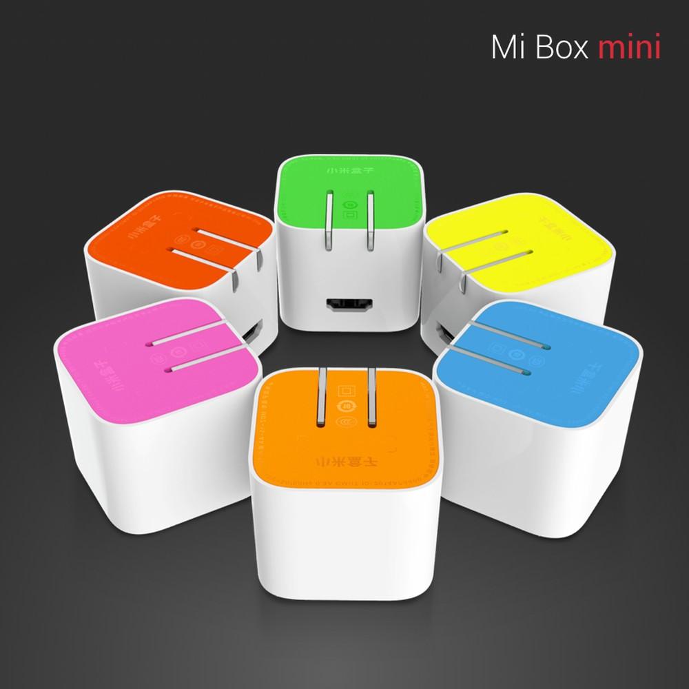 Xiaomi mi Box Mini Colors