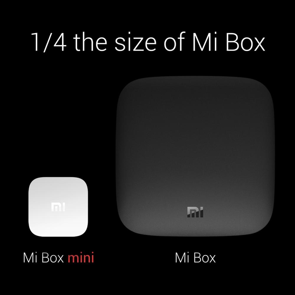Xiaomi mi Box Mini Size