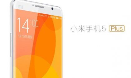 Xiaomi Mi5 Plus Price and Image leak ahead of official announcement