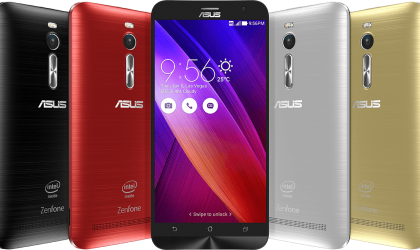 Asus may also launch a 5-inch Zenfone 2 variant