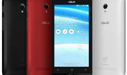 Asus announces Zenfone C and ZenPower 9600 portable charger