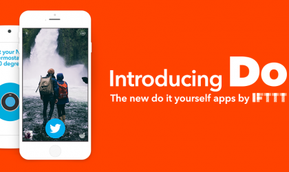 IFTTT renames to IF, introduces three new Do Apps
