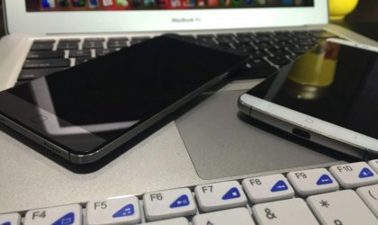 White Elephone P8000 leaks, looks pretty good!