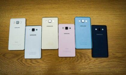 Samsung Galaxy S6 Color options leaked, metal body tipped