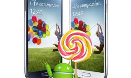 Samsung Galaxy S4 Lollipop update rolling out in India