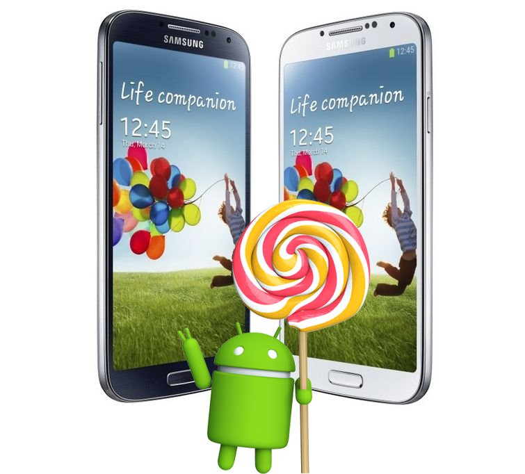 Download] Samsung Galaxy S4 (I9506) Android 5 0 1 Lollipop