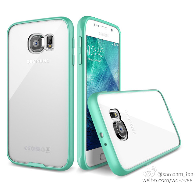 samsung s6 cases transparent