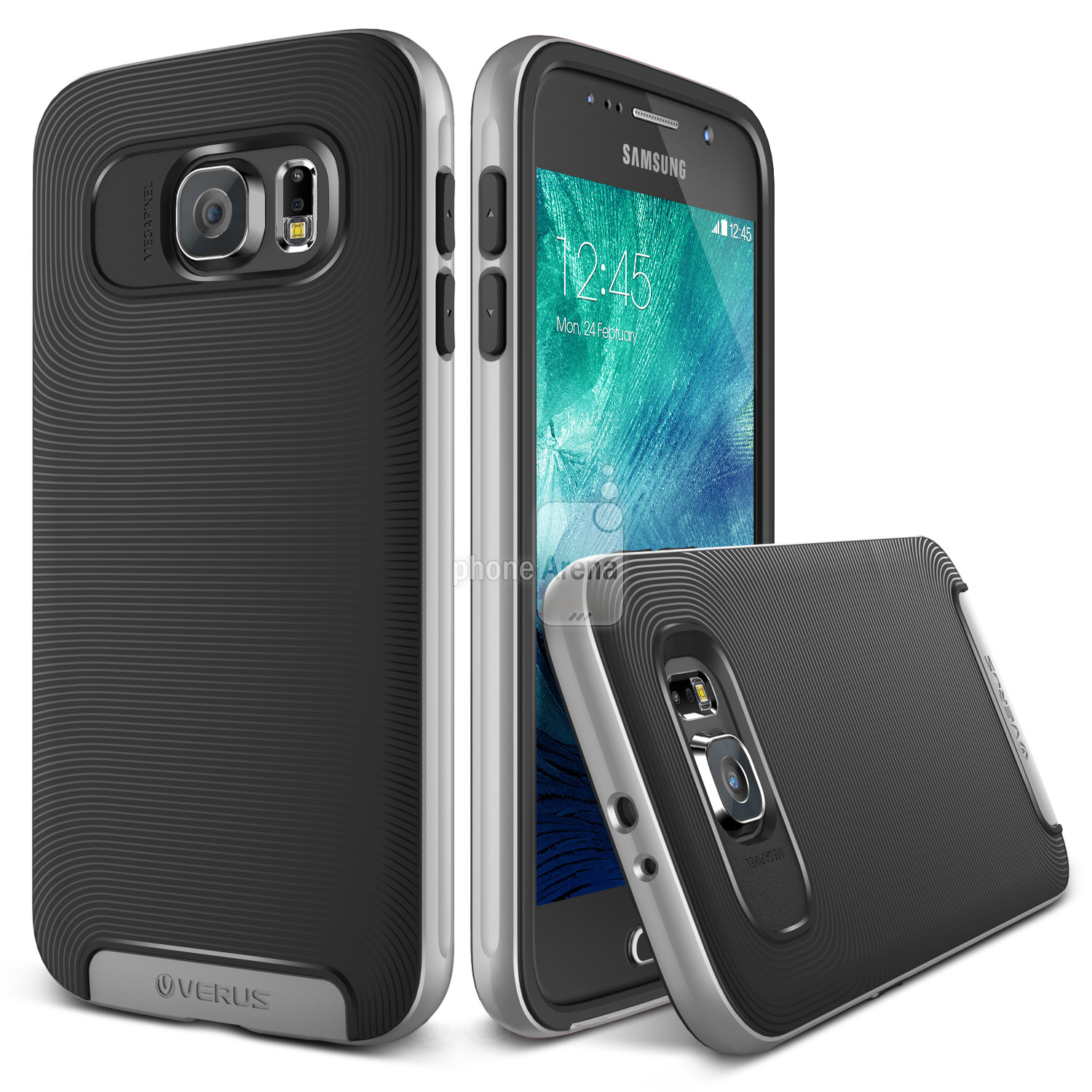 Galaxy S6 Otterbox: Realistic Galaxy S6 Rendering In Actual Dimensions Leaked