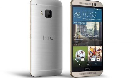 HTC One M9 goes on Pre-order at Vodafone UK