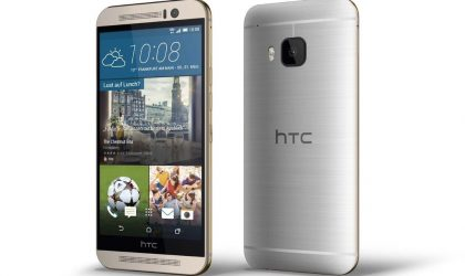 Have a look at HTC and Samsung's obverse design philosophies