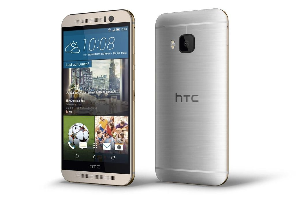 HTC One M9ew  دانلود اپدیت جدید رام فارسی HTC One M9ew HTC One M9 7