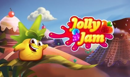 Rovio launches Jolly Jam to Play Store, challenges Candy Crush