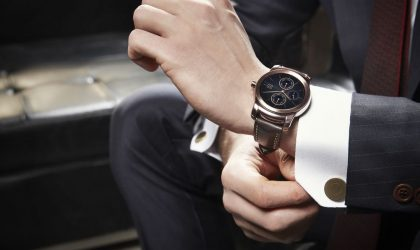 LG Watch Urbane is a luxury Android Wear Smartwatch from LG